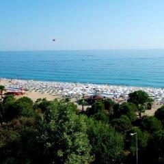 Hatipoglu Beach Hotel пляж фото 2