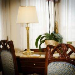 Hotel Continental Genova 4* Стандартный номер с различными типами кроватей фото 18