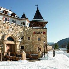 Отель A-ROSA Kitzbühel 5* Стандартный номер с различными типами кроватей фото 6
