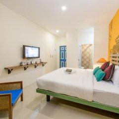 Отель The Pho Thong Phuket 3* Номер Делюкс двуспальная кровать фото 2
