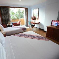 Karnmanee Palace Hotel 4* Улучшенный номер с различными типами кроватей