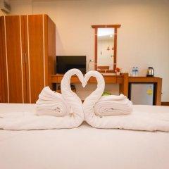 Отель Fulla Place 3* Улучшенный номер с различными типами кроватей фото 4