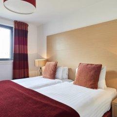 Отель Fountain Court Apartments - EQ2 Великобритания, Эдинбург - отзывы, цены и фото номеров - забронировать отель Fountain Court Apartments - EQ2 онлайн комната для гостей фото 4
