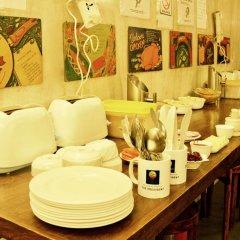 goStops Delhi (Stops Hostel Delhi) питание