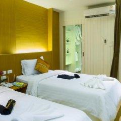 Отель Hamilton Grand Residence 3* Представительский люкс с различными типами кроватей фото 19