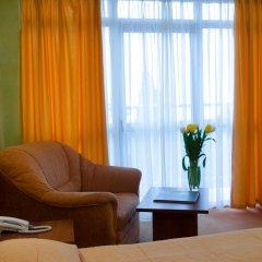 Adelfiya Hotel 2* Номер Комфорт с двуспальной кроватью фото 5