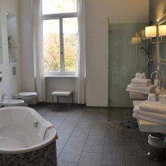 Отель Villa Sommerschuh Германия, Дрезден - отзывы, цены и фото номеров - забронировать отель Villa Sommerschuh онлайн ванная