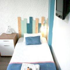 AlaDeniz Hotel 2* Номер Делюкс с различными типами кроватей фото 29