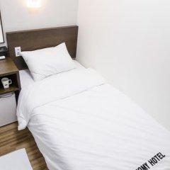 Отель Ekonomy Guesthouse Haeundae 3* Стандартный номер с различными типами кроватей фото 19