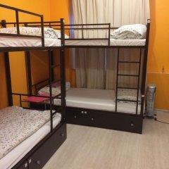 Хостел на Мясницкой Кровать в женском общем номере фото 4