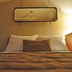 Отель Brickpalas Стандартный номер фото 11