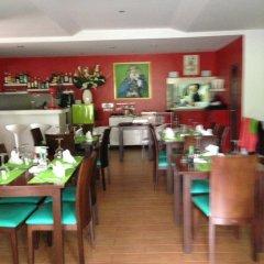 Basilico Hotel & Restaurant Стандартный номер с различными типами кроватей фото 14