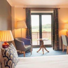 Woodbury Park Hotel 4* Стандартный номер с различными типами кроватей фото 2
