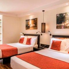 Отель Warwick Fiji 5* Стандартный номер с различными типами кроватей фото 5