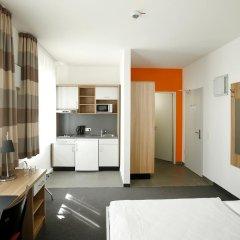 Отель Townhouse Düsseldorf 3* Стандартный номер с двуспальной кроватью фото 7
