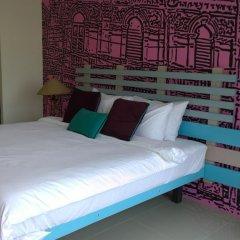 Отель The Pho Thong Phuket 3* Номер Делюкс двуспальная кровать фото 7