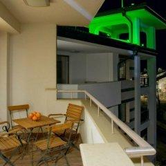 Отель Emerald Resort Studios Равда балкон