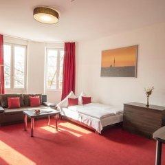Отель City Aparthotel 4* Стандартный номер фото 11