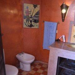 Отель Riad Naya Марокко, Марракеш - отзывы, цены и фото номеров - забронировать отель Riad Naya онлайн ванная