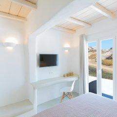 Отель Naxian Utopia Luxury Villas & Suites 3* Люкс с различными типами кроватей фото 5