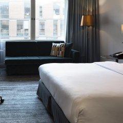 Отель Hilton Helsinki Strand 4* Представительский номер с двуспальной кроватью фото 7