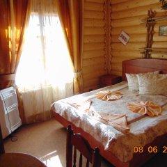 Гостиница Panorama Karpat Yablunytsya комната для гостей фото 3