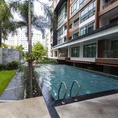 Отель Urban Condominium бассейн