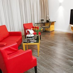 DORMERO Hotel Dresden City 4* Стандартный номер с различными типами кроватей фото 3