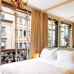 Апартаменты Glamour Apartments Апартаменты с различными типами кроватей фото 19