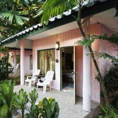 Отель Lanta Palace Resort And Beach Club 3* Бунгало с различными типами кроватей фото 6
