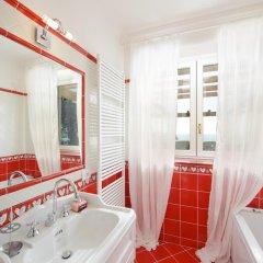 Отель Villa Duchessa d'Amalfi Конка деи Марини ванная