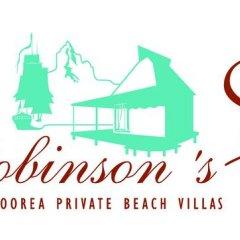 Отель Robinson's Cove Villas - Deluxe Wallis Villa Французская Полинезия, Муреа - отзывы, цены и фото номеров - забронировать отель Robinson's Cove Villas - Deluxe Wallis Villa онлайн спа