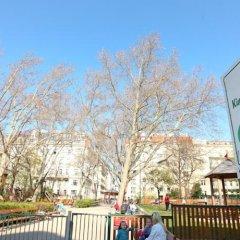 Апартаменты Mozart Apartments Вена спортивное сооружение