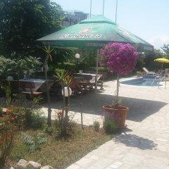 Курортный отель Yuzhni niosht бассейн
