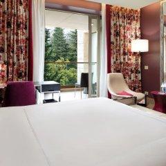 Гостиница Swissôtel Resort Sochi Kamelia 5* Номер Swiss advantage с различными типами кроватей
