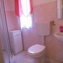 Отель La casa dei nonni Италия, Ареццо - отзывы, цены и фото номеров - забронировать отель La casa dei nonni онлайн ванная фото 2