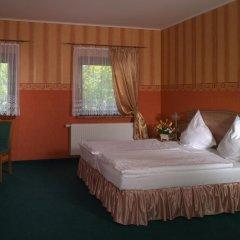 Hotel Bugatti комната для гостей