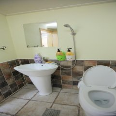 HaHa Guesthouse - Hostel Сеул ванная фото 2