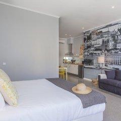 Отель Emporium Lisbon Suites 4* Люкс с различными типами кроватей фото 4