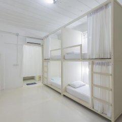 Hao Hostel Кровать в общем номере фото 5