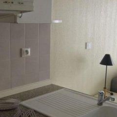 Отель Nice Fleurs Франция, Ницца - отзывы, цены и фото номеров - забронировать отель Nice Fleurs онлайн ванная фото 2