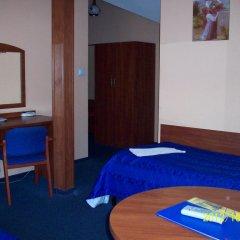 Отель Willa Zbyszko 2* Стандартный номер с двуспальной кроватью фото 9
