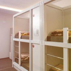 Хостел Привет Кровать в мужском общем номере двухъярусные кровати фото 10