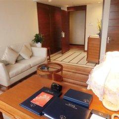 Ocean Hotel 4* Улучшенный люкс с различными типами кроватей фото 5