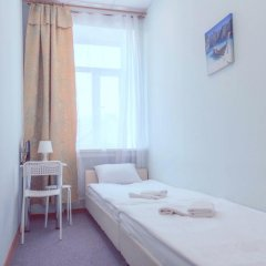 Мини-Отель Агиос на Курской 3* Стандартный номер с 2 отдельными кроватями фото 5