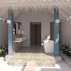 Отель Olhuveli Beach And Spa Resort ванная
