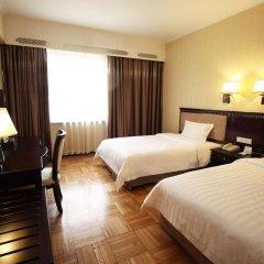 Guangzhou Hotel 3* Люкс с различными типами кроватей фото 4