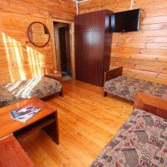 Гостевой Дом Олимпия Стандартный семейный номер с двуспальной кроватью фото 2