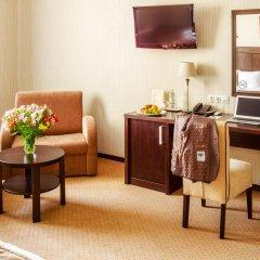 Taurus Hotel & SPA 4* Улучшенный номер с двуспальной кроватью фото 6