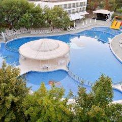 Отель Ihot@l Sunny Beach Болгария, Солнечный берег - отзывы, цены и фото номеров - забронировать отель Ihot@l Sunny Beach онлайн бассейн фото 2